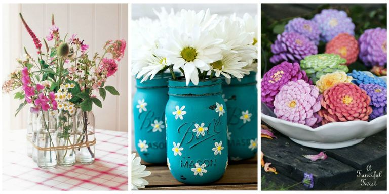 35 Easy Flower Crafts - Ideas for Craft Projects with Flowers