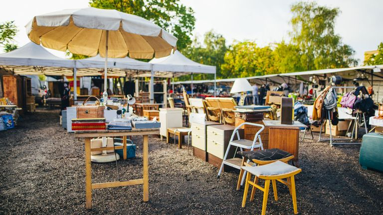 West Palm Beach Antique And Flea Market Fairgrounds