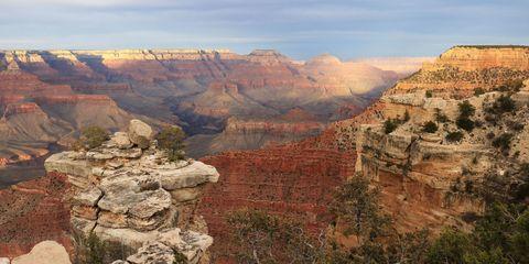Badlands, Mountainous landforms, Formation, Escarpment, Natural landscape, Canyon, Outcrop, Rock, Wilderness, Sky,