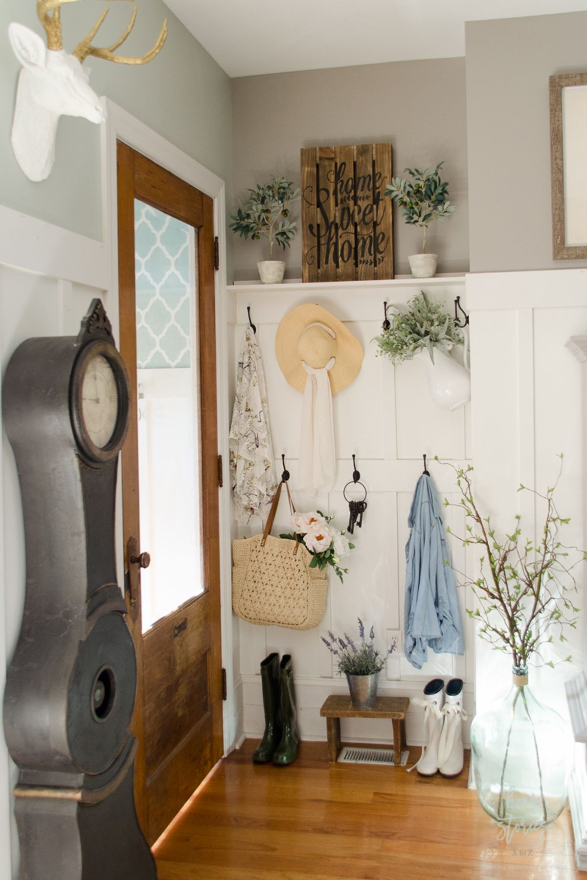 22 Beautiful Ways to Decorate Your Farmhouse for Spring - Spring ...