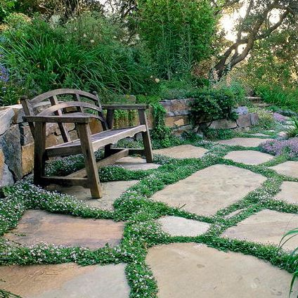 Flower Garden Entrance Ideas 3