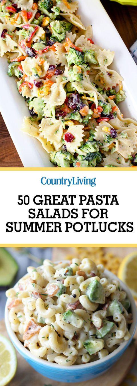 60 Summer Pasta Salad Recipes Easy Ideas For Cold Pasta