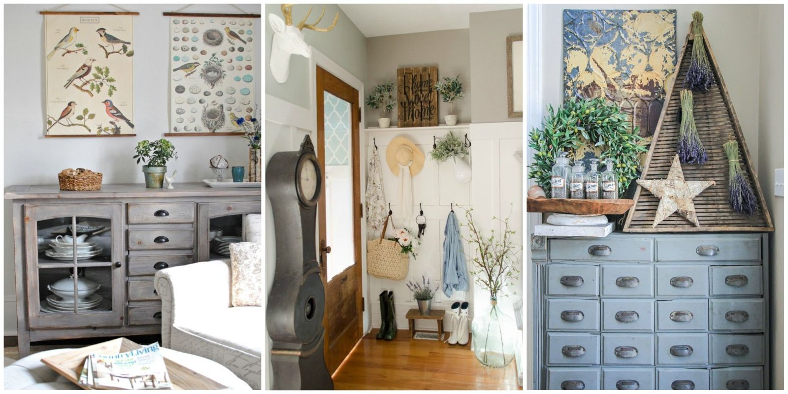 Welcome Springtime Into Your Home With These Easy, Fun, And Inspiring Decor  Ideas.