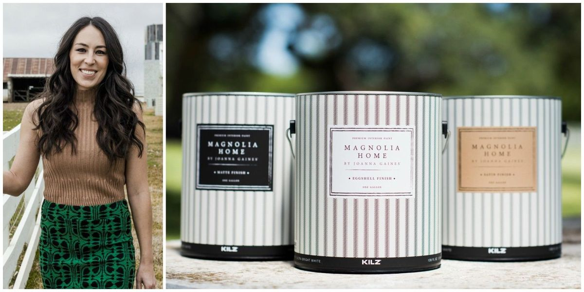 You Can Now Buy Joanna Gaines Paint Line At Westlake Ace