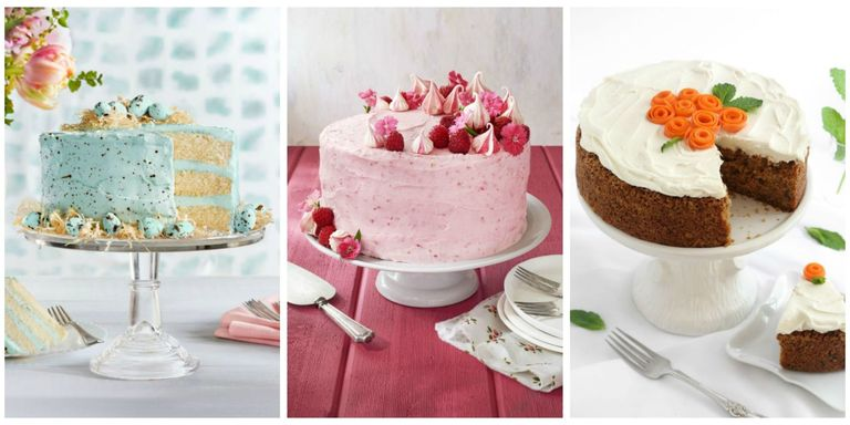 Homemade Birthday Cake Decorating Ideas