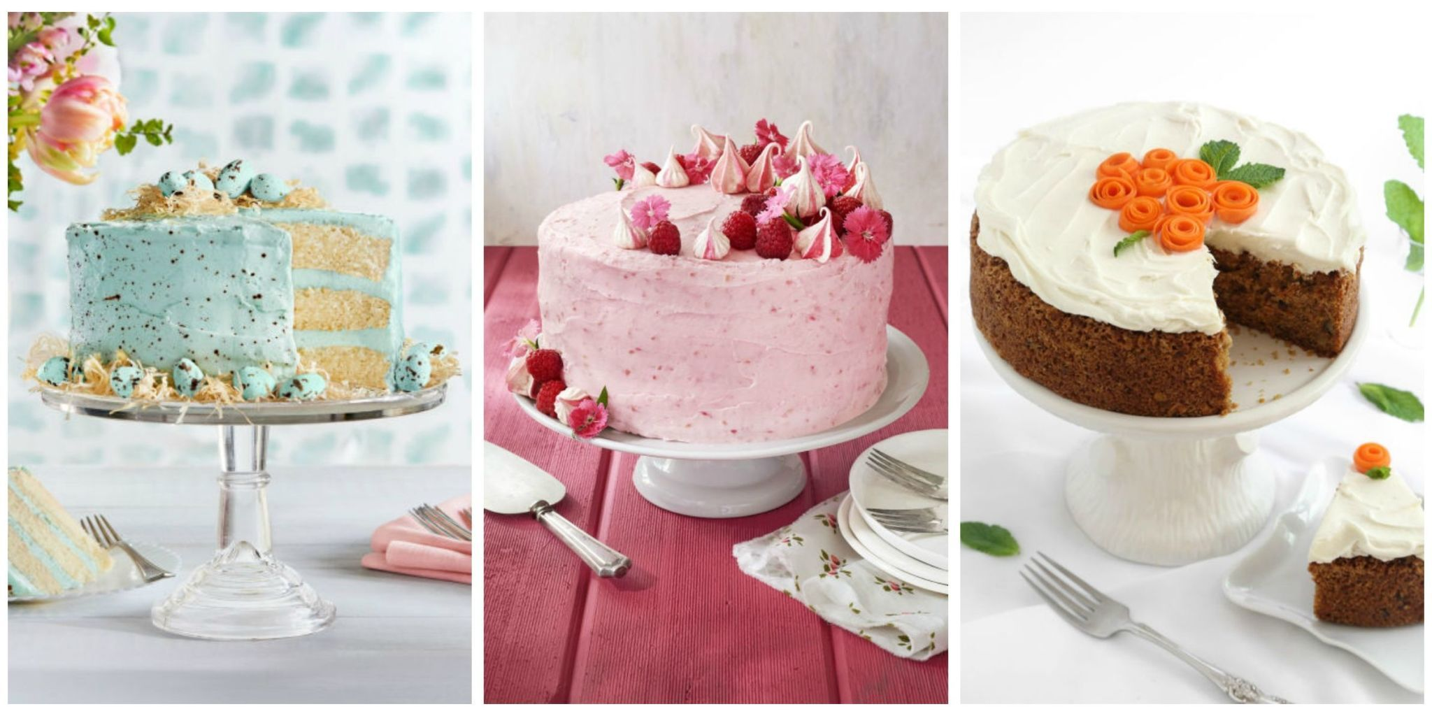 Turn a basic cake into a treat worthy of a celebration with some buttercream frosting and a few creative details. Plus try our best cake recipes ever! & 15 Beautiful Cake Decorating Ideas - How to Decorate a Pretty Cake