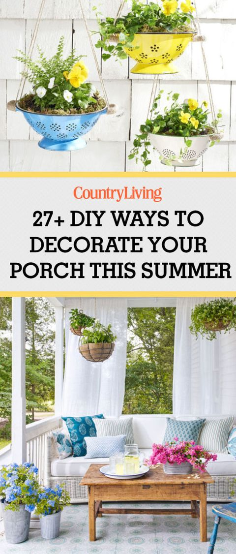 Diy porch dcor diy outdoor dcor pin these ideas save these porch decorating solutioingenieria Images