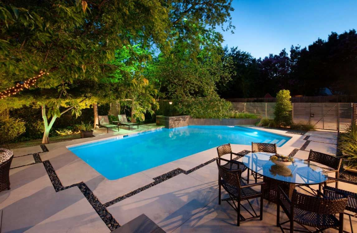 Charming 18 Best Swimming Pool Designs   Unique Swimming Pool Design Ideas For Your  Backyard