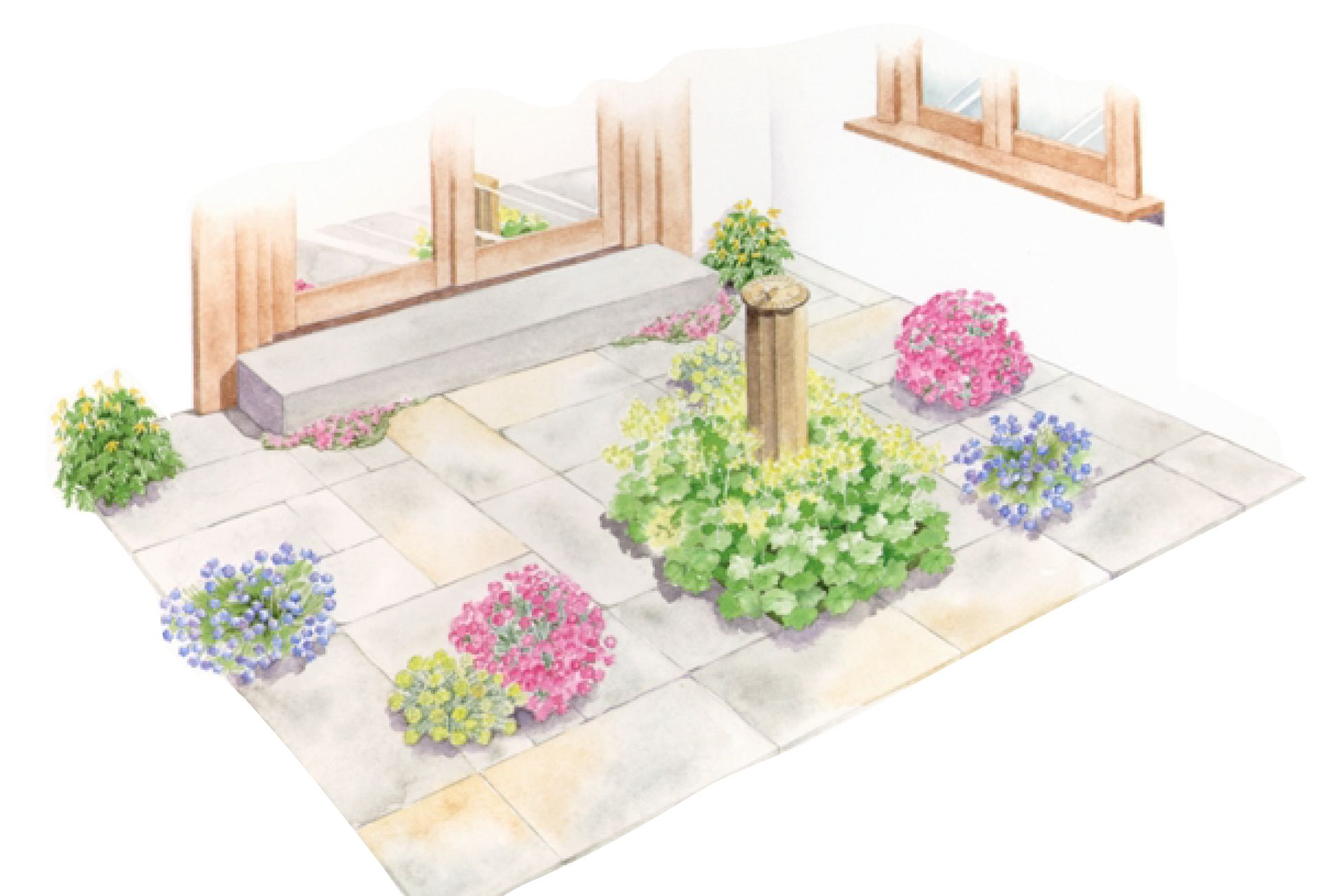 12 Free Garden Design Ideas and Plans - Best Garden Layouts