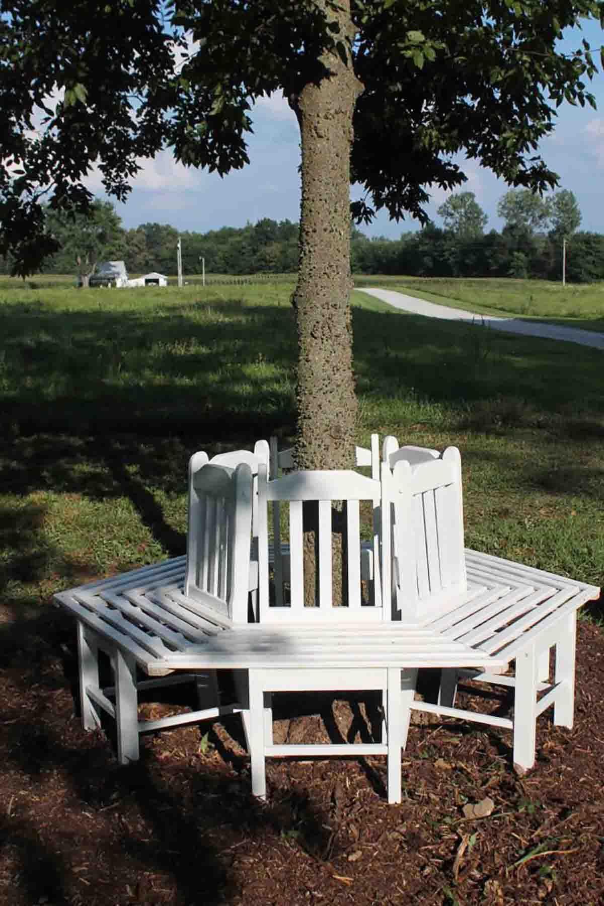 18 DIY Garden Bench Ideas - Free Plans for Outdoor Benches