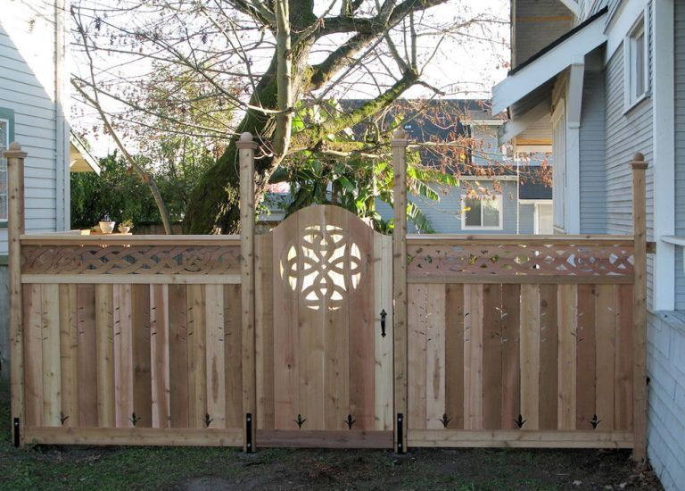 & 17 Best Garden Gates - Ideas for Beautiful Garden Gates