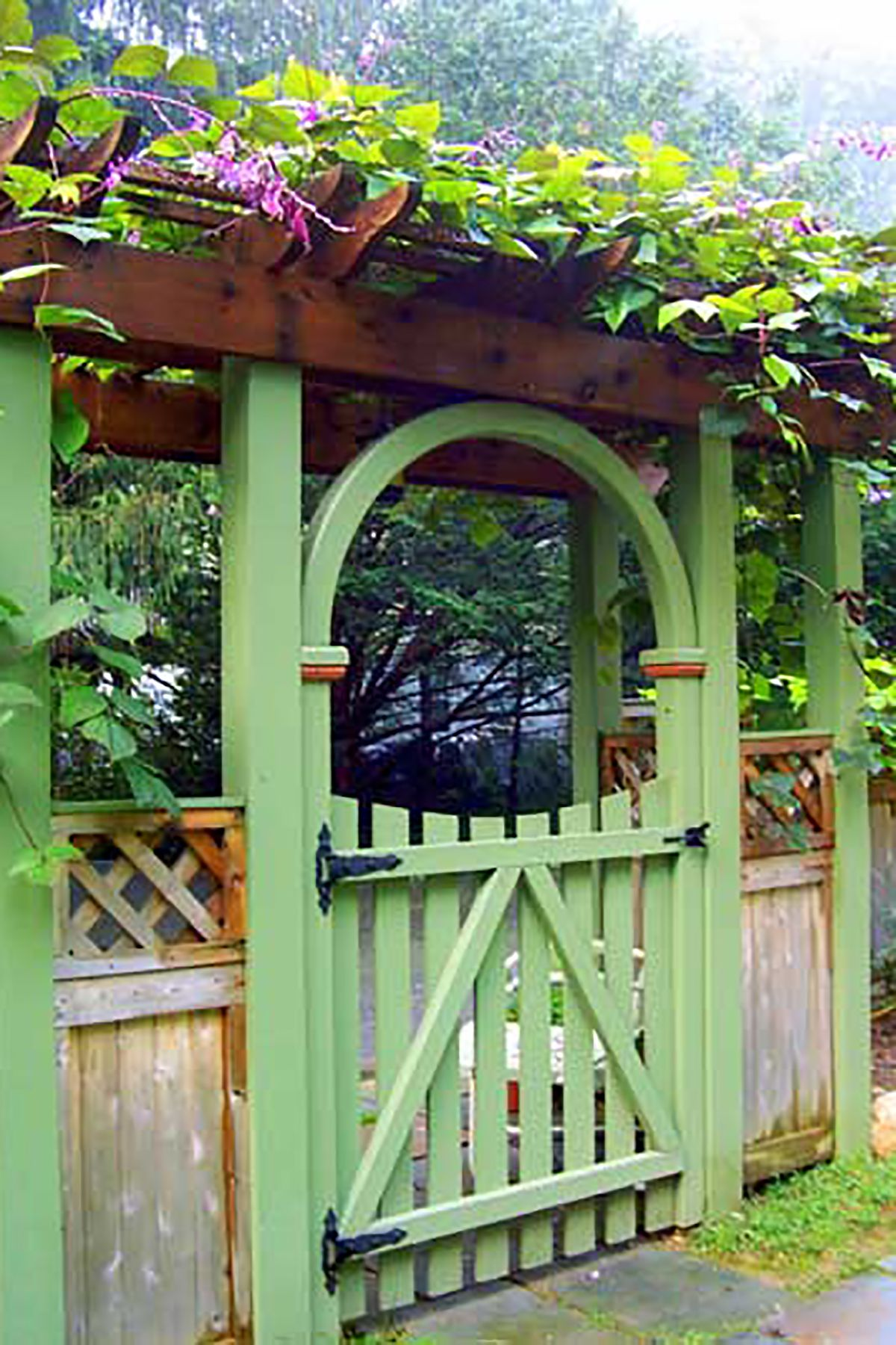 17 Best Garden Gates - Ideas for Beautiful Garden Gates