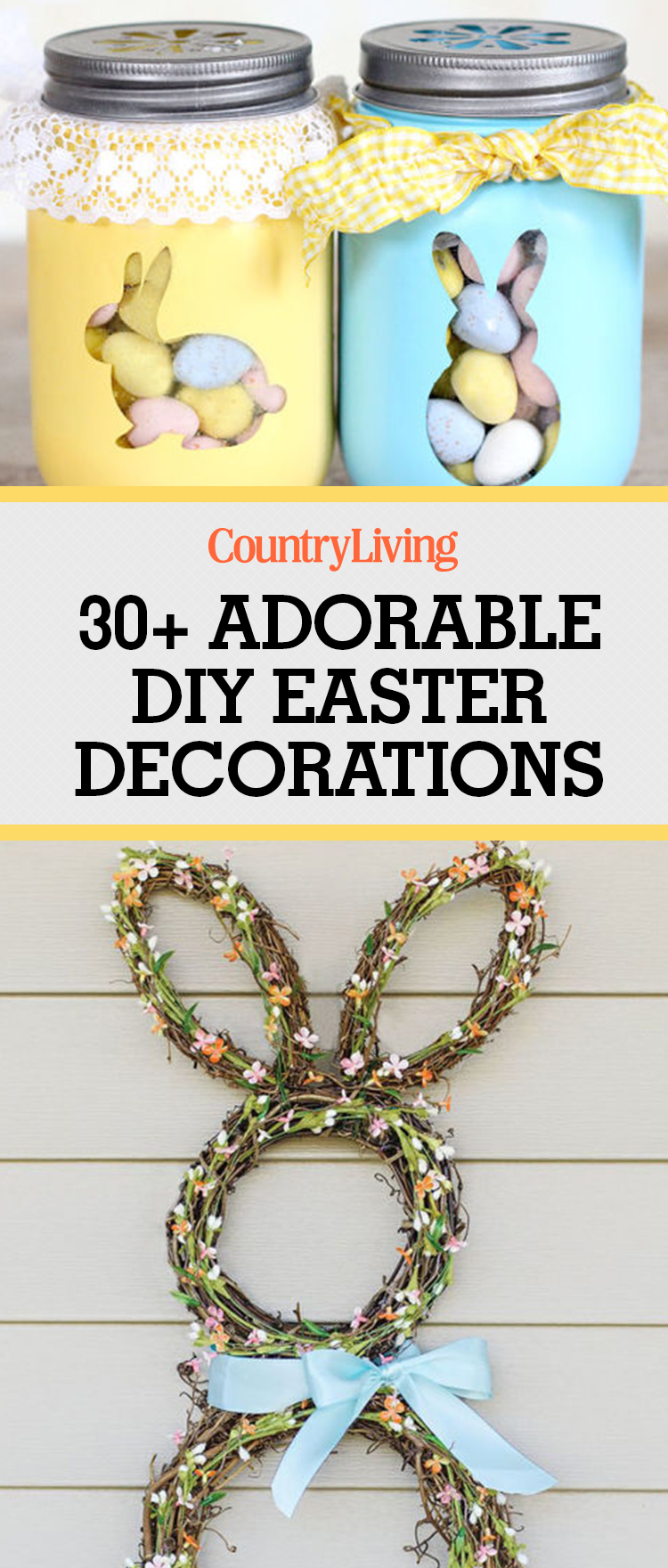 Easter Decor Part - 41: Country Living Magazine