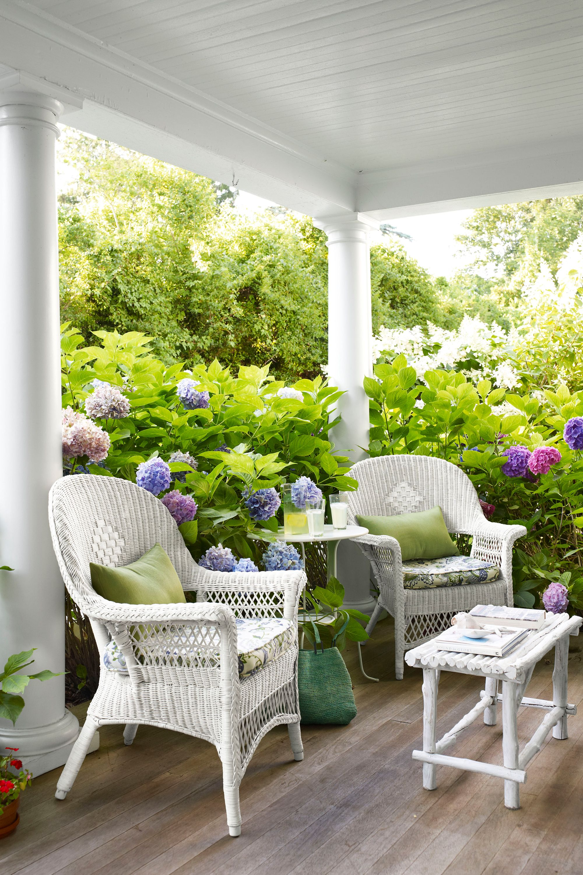 decorating home of garden our a decor living now house small patio ideas and tour outdoor