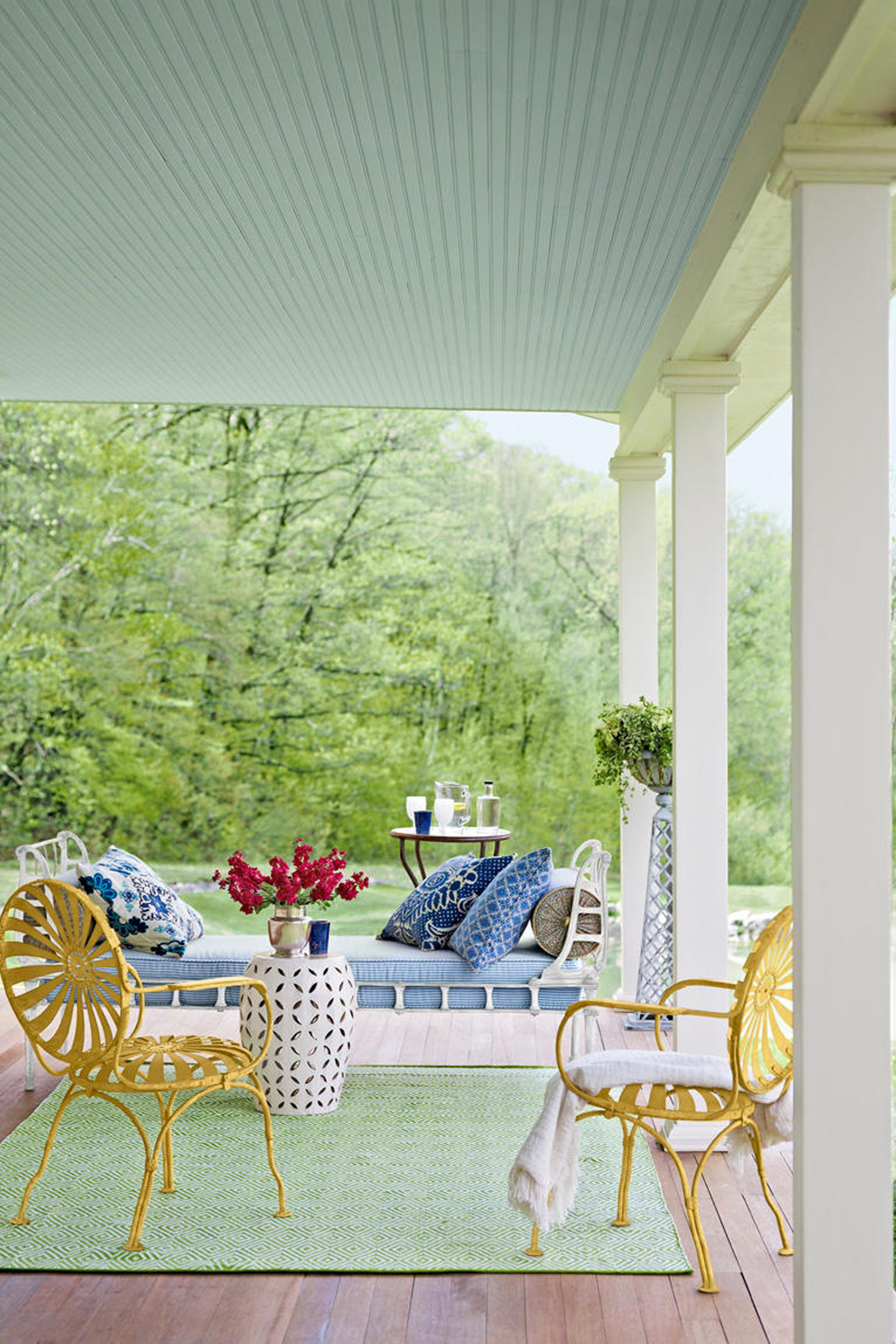Great Porch Decorating Ideas