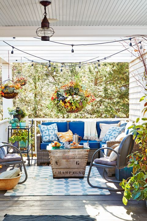 76 Best Patio Designs for 2019 - Ideas for Front Porch and ...
