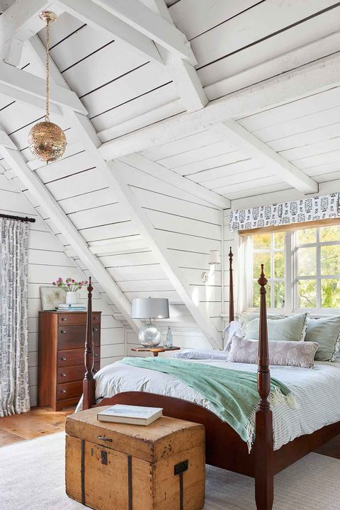 . 40  Best White Bedroom Ideas   How to Decorate a White Bedroom