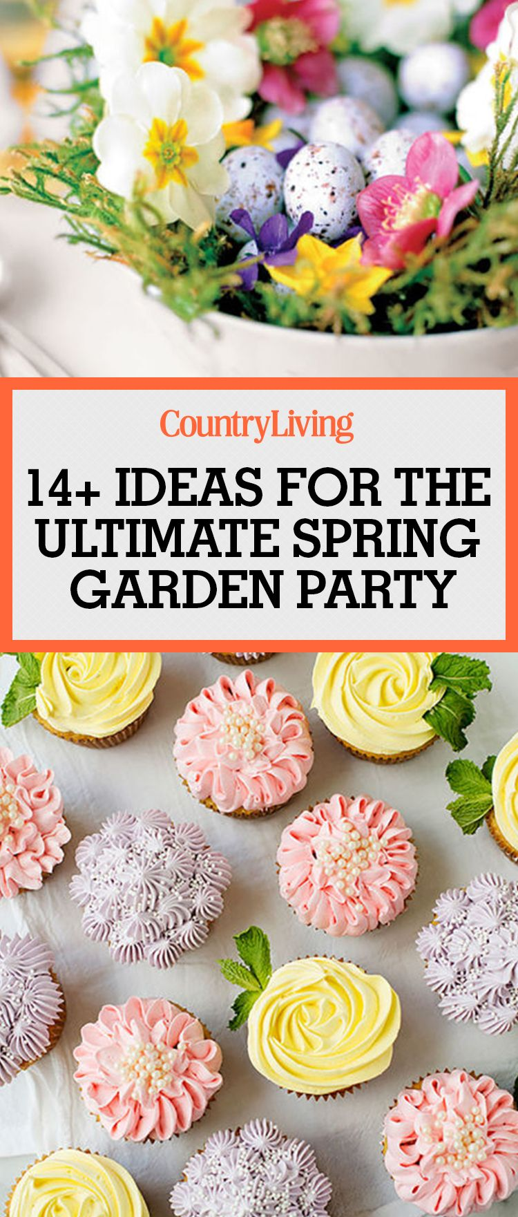 18 Garden Party Decorations And Ideas   How To Host A Garden Tea Party This  Spring