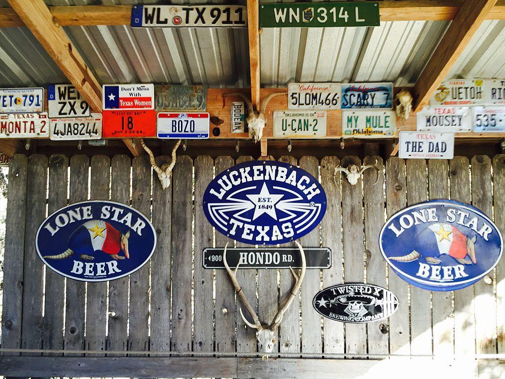 Luckenbach TX