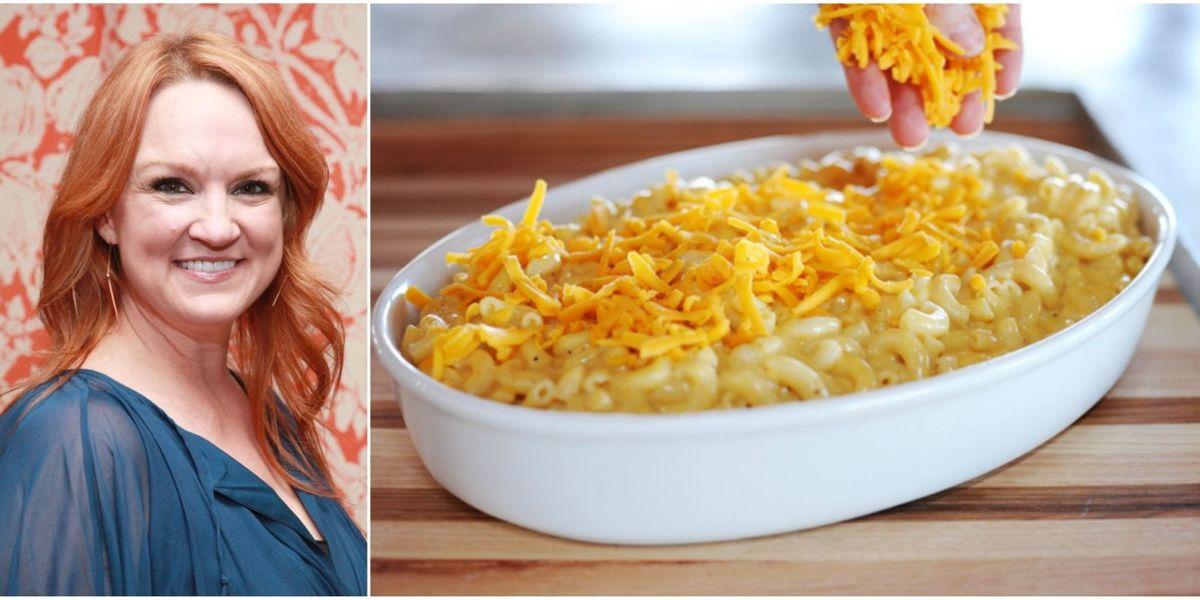 Ree Drummond S Mac Cheese Recipe Secret Ingredient To Mac Cheese