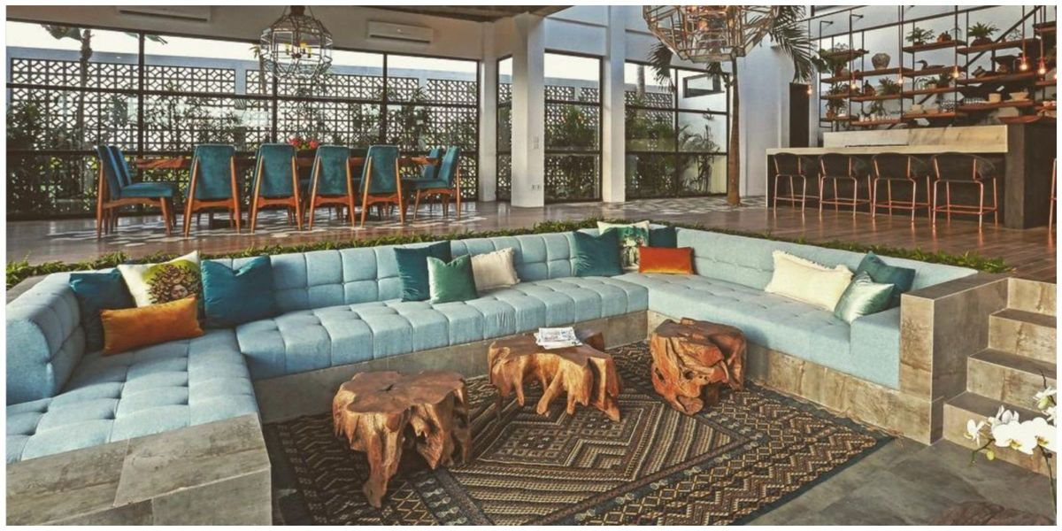Retro conversation pits are making a comeback sunken for Sunken living room 70 s