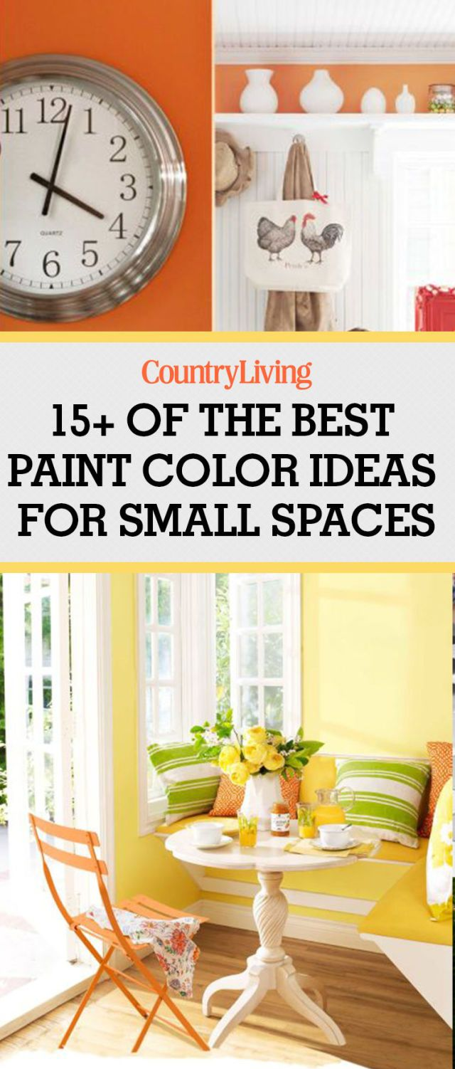 15 paint colors for small rooms painting small rooms rh countryliving com Best Bedroom Wall Color Colors for Very Small Bedrooms
