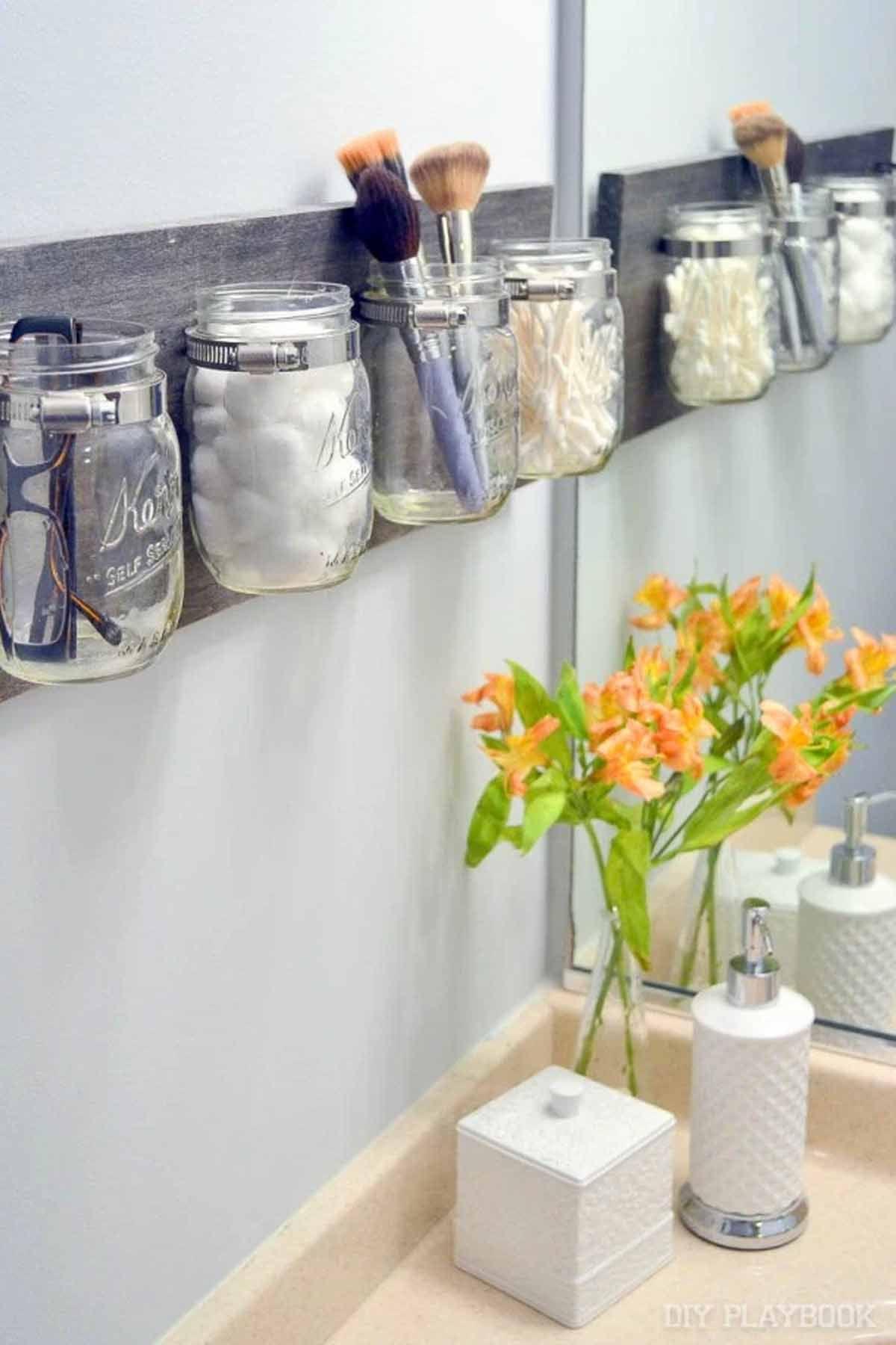 Beau Bathroom Organization Ideas