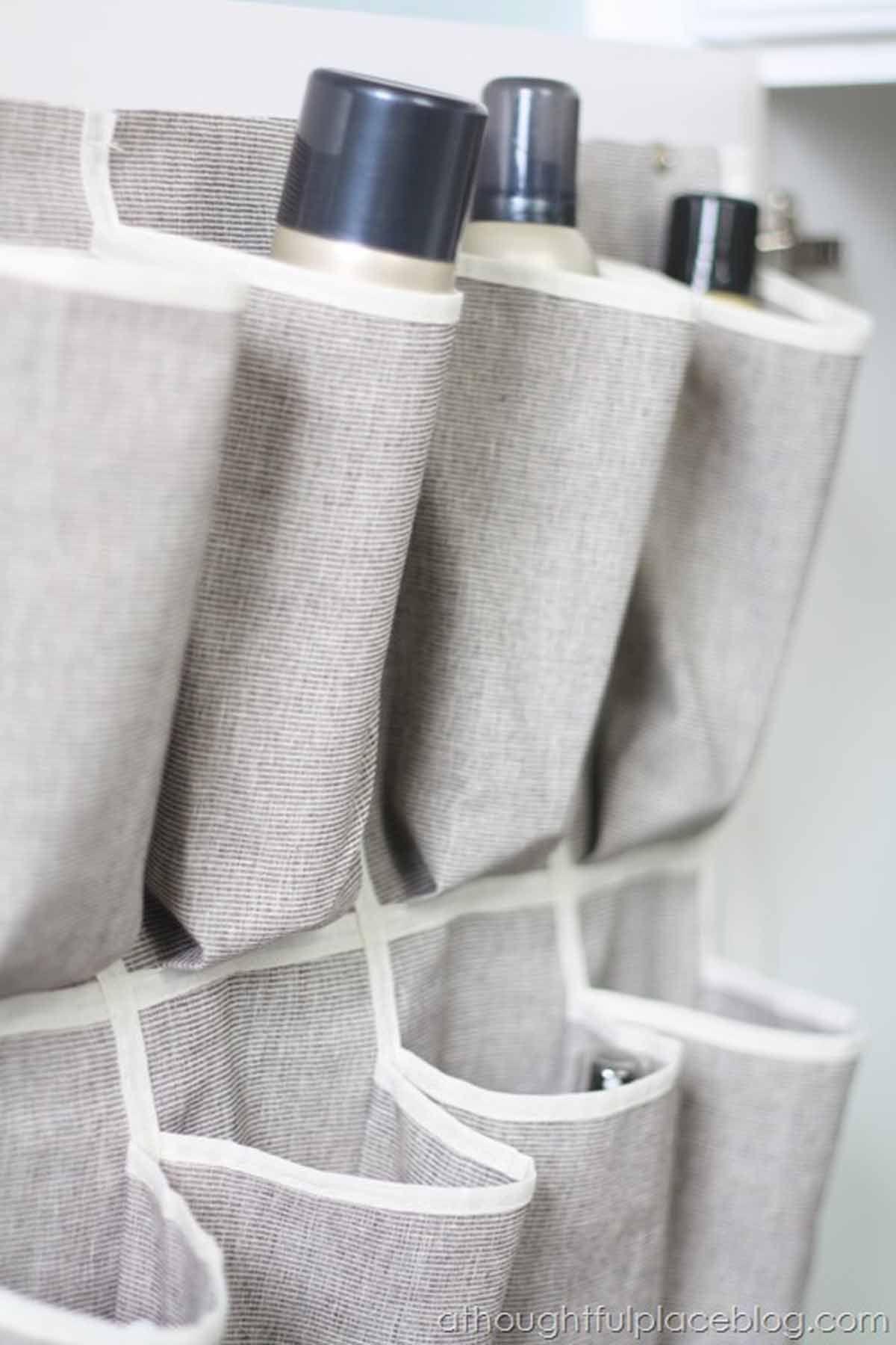 20 Best Bathroom Organization Ideas - DIY Bathroom Storage Organizers