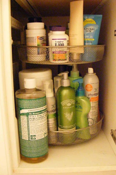 25 Best Bathroom Organization Ideas - DIY Bathroom Storage ...