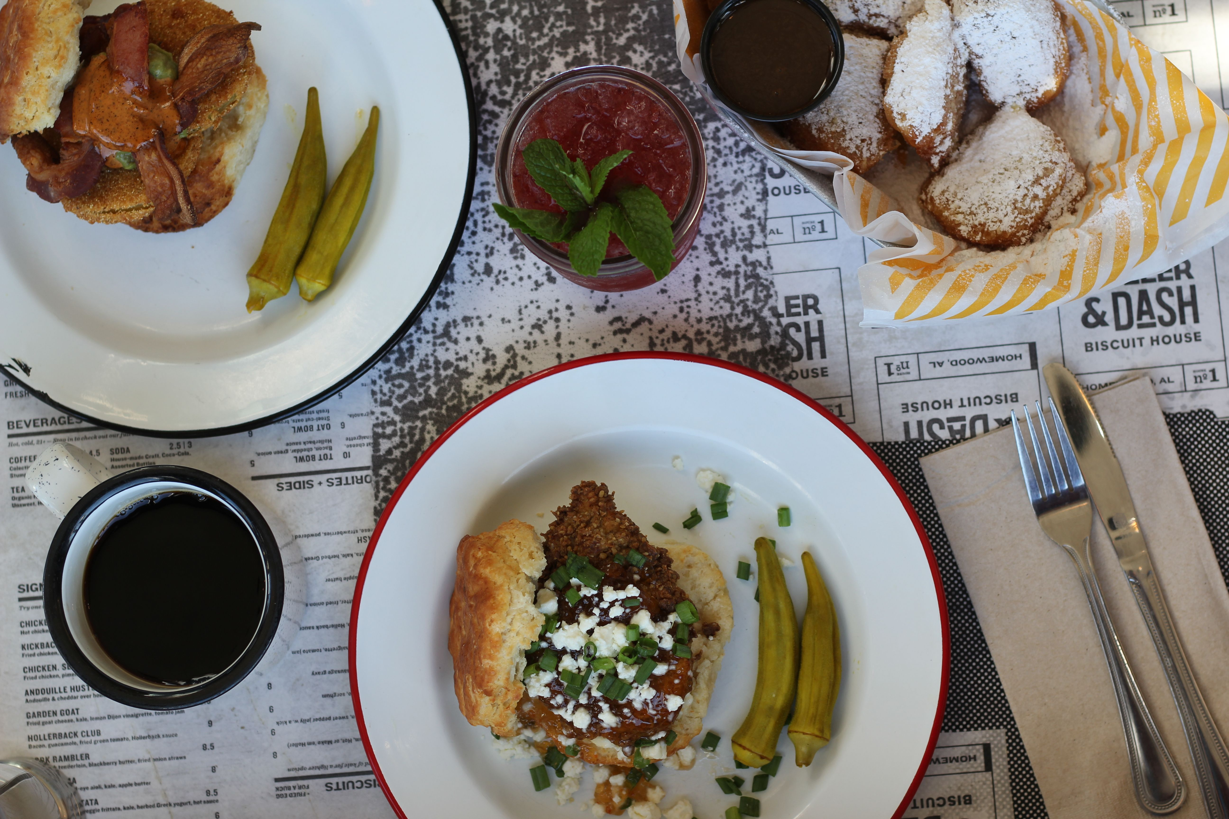 Chef Brandon Frohne's Tips for Making Biscuits - Southern