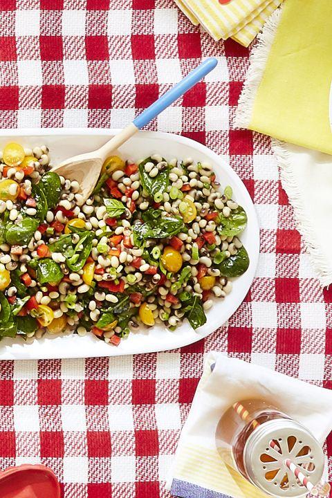 bbq side dishes black eyed pea salad