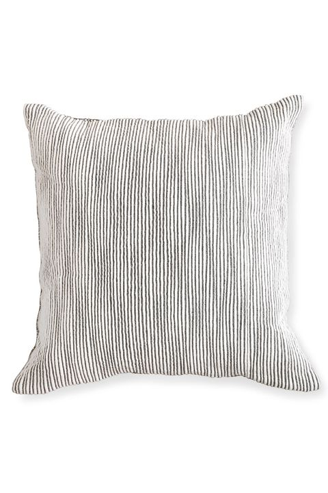 Cushion, Black, Grey, Pillow, Throw pillow, Home accessories,
