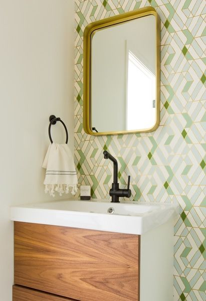 Wood, Room, Wall, Interior design, Serveware, Interior design, Cabinetry, Grey, Plumbing fixture, Rectangle,