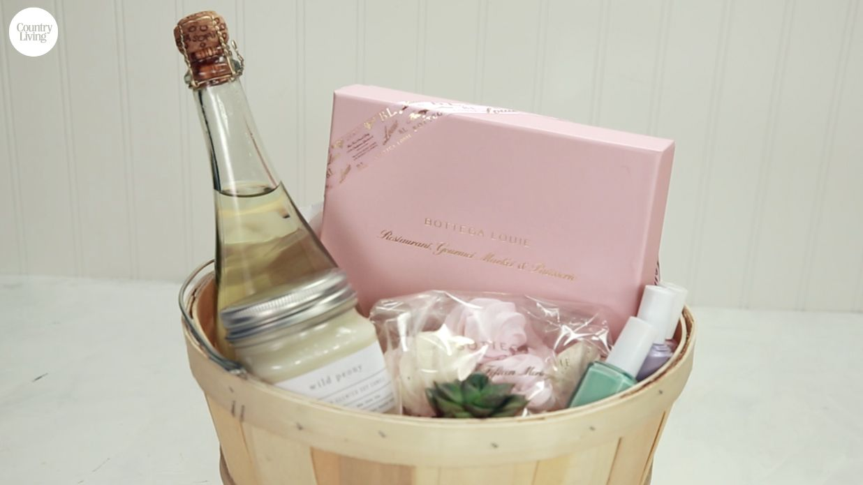 How to make the easter basket you know you deserve this year diy how to make the easter basket you know you deserve this year diy grown up easter basket negle Image collections