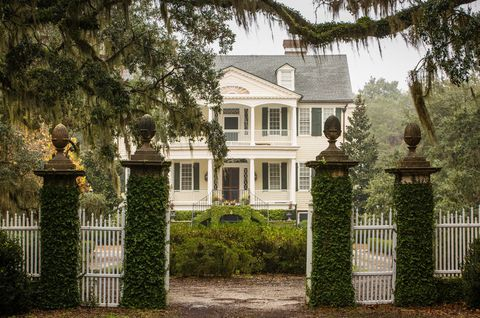 One of South Carolina's Most Spectacular Plantation Homes is