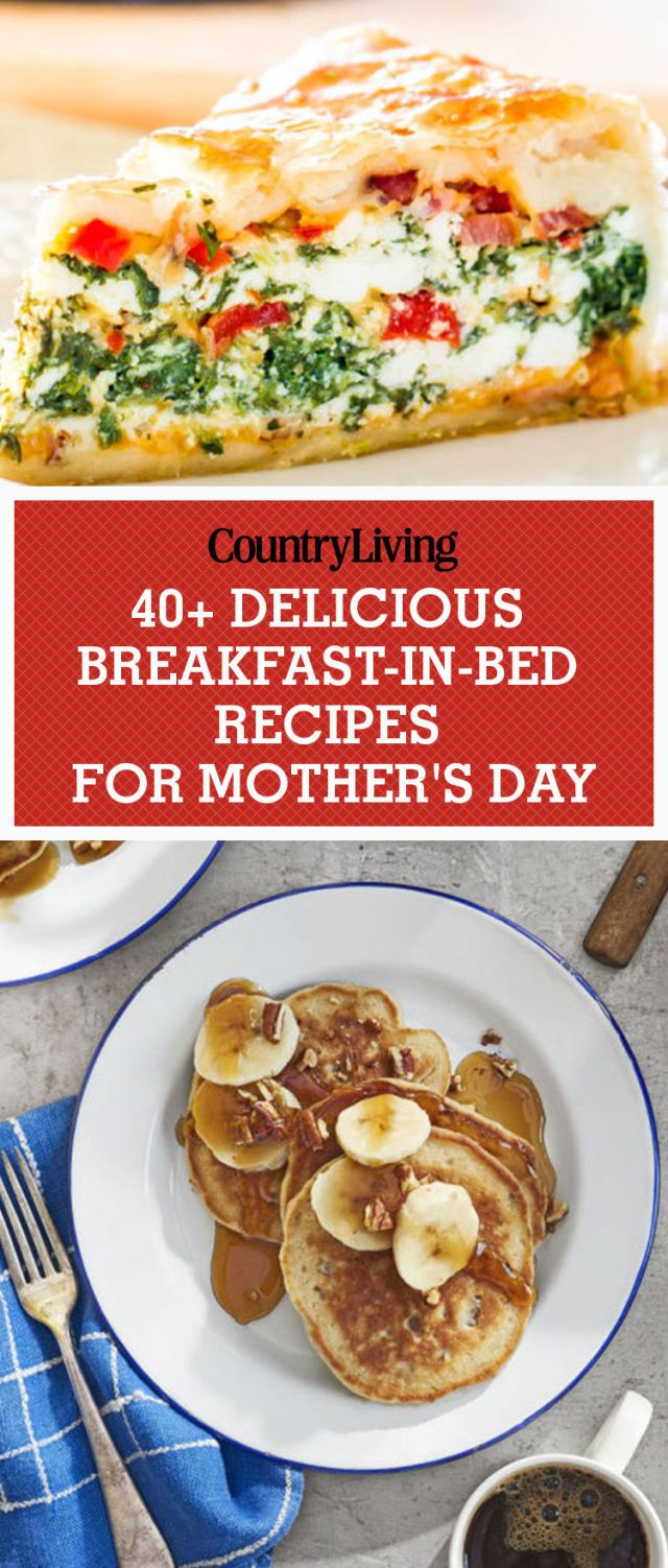 41 breakfast in bed ideas and recipes for mother 39 s day