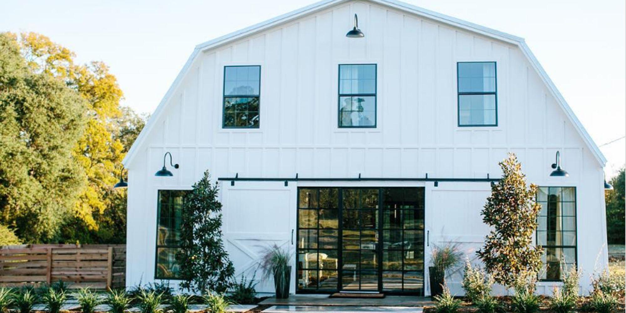 The Fixer Upper Barndominium Is Back On The Market