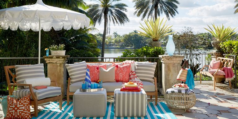 8 outdoor trends that are going to be huge in 2017 and 3 for Outdoor furniture color trends 2017