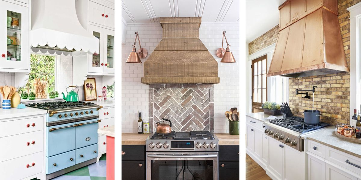 15 Gorgeous Kitchen Range Hoods That Are Eye Candy Not