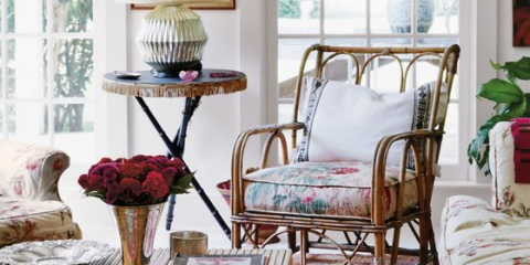20 Rattan Decor Ideas That Prove the \'70s Trend Is Making a ...