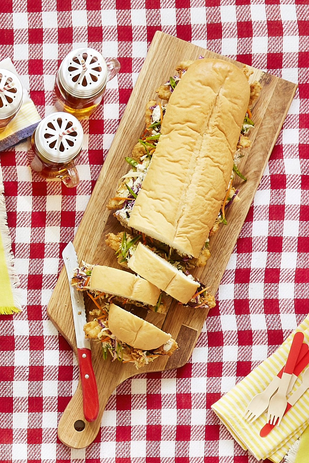 68 summer picnic recipes easy food ideas for a summer picnic forumfinder Images