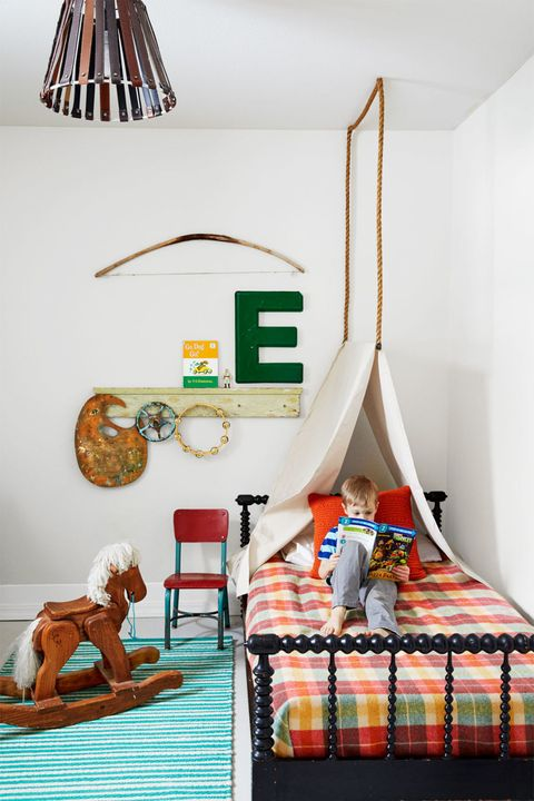 50+ Kids Room Decor Ideas – Bedroom Design and Decorating ...
