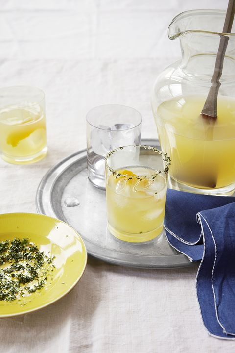 Food, Yellow, Ingredient, Drink, Dish, Cuisine, Mimosa, Lemonade, Meyer lemon, Breakfast,