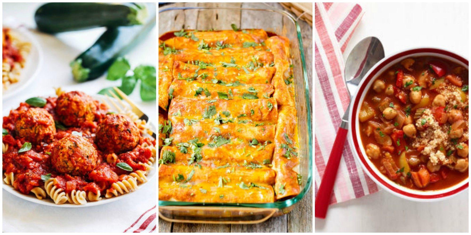 10 easy vegan dinner recipes best vegan meal ideas forumfinder Images