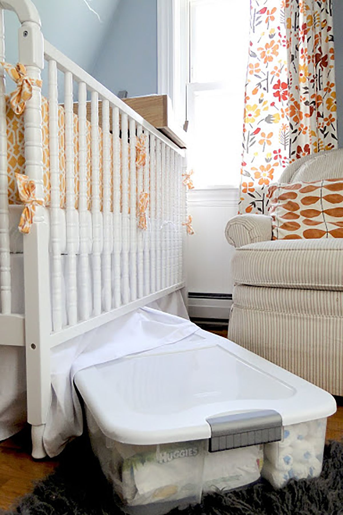 20 Best Baby Room Ideas - Nursery Design, Organization, And Storage Tips
