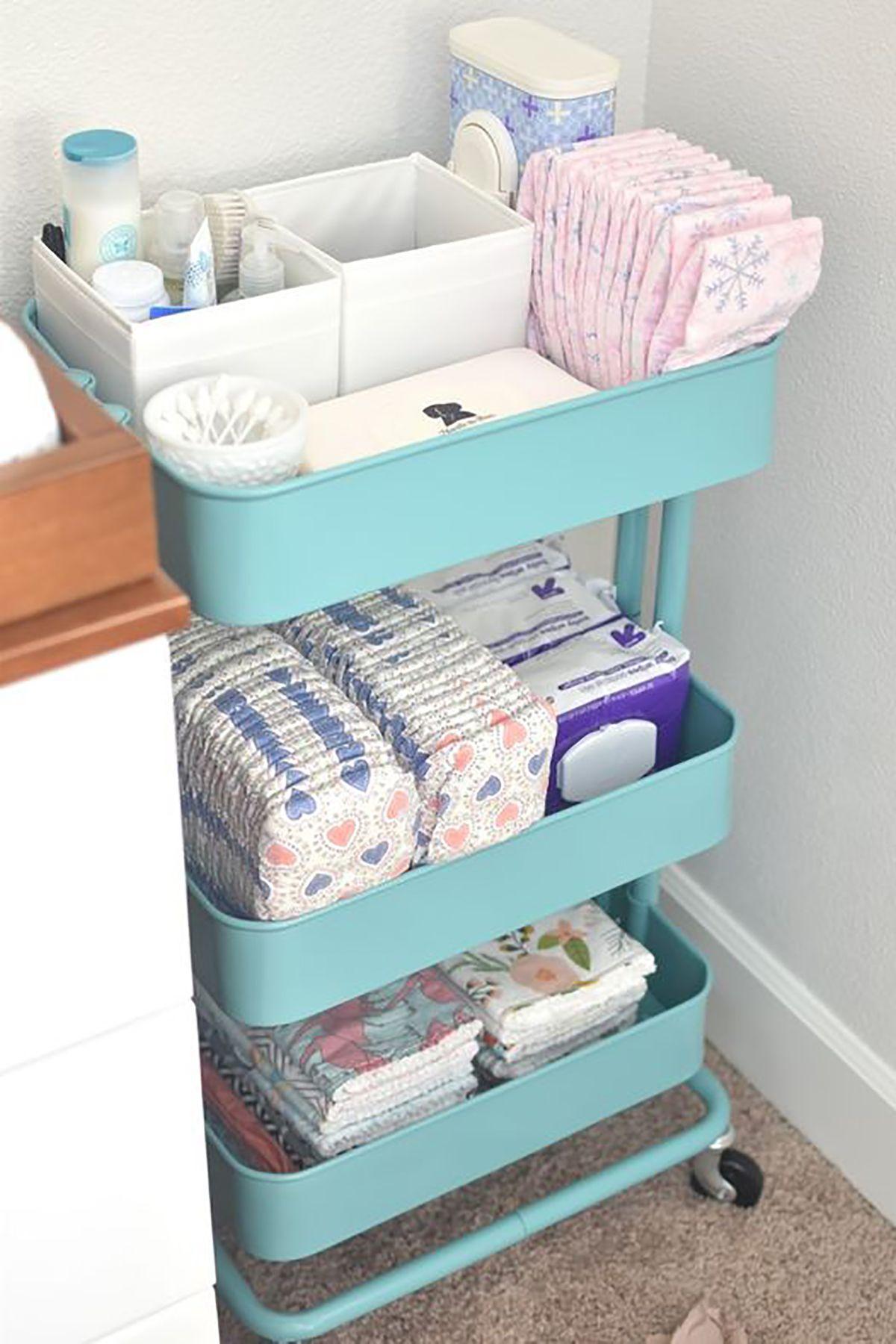 20 Best Baby Room Ideas - Nursery Design, Organization, And Storage Tips