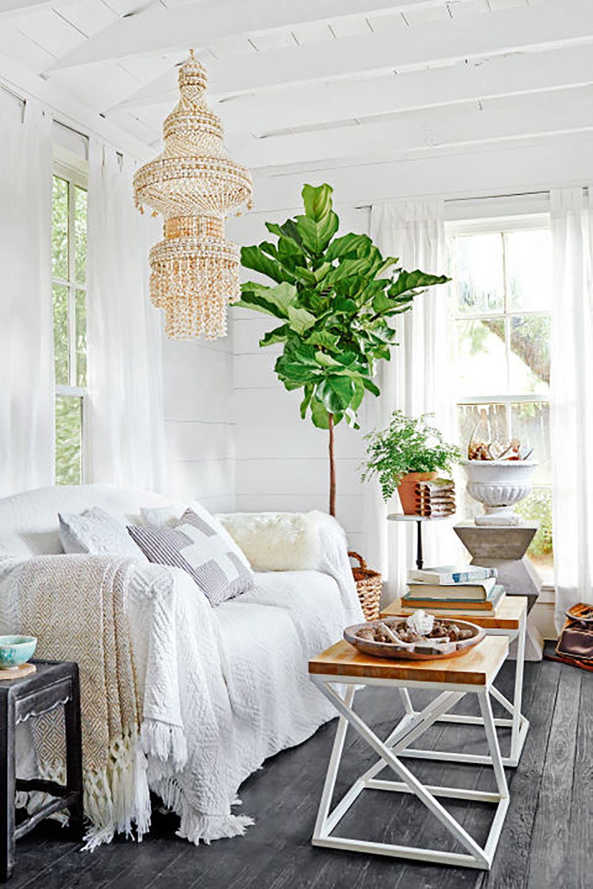 15+ White Room Ideas - Decorating Ideas for White Rooms
