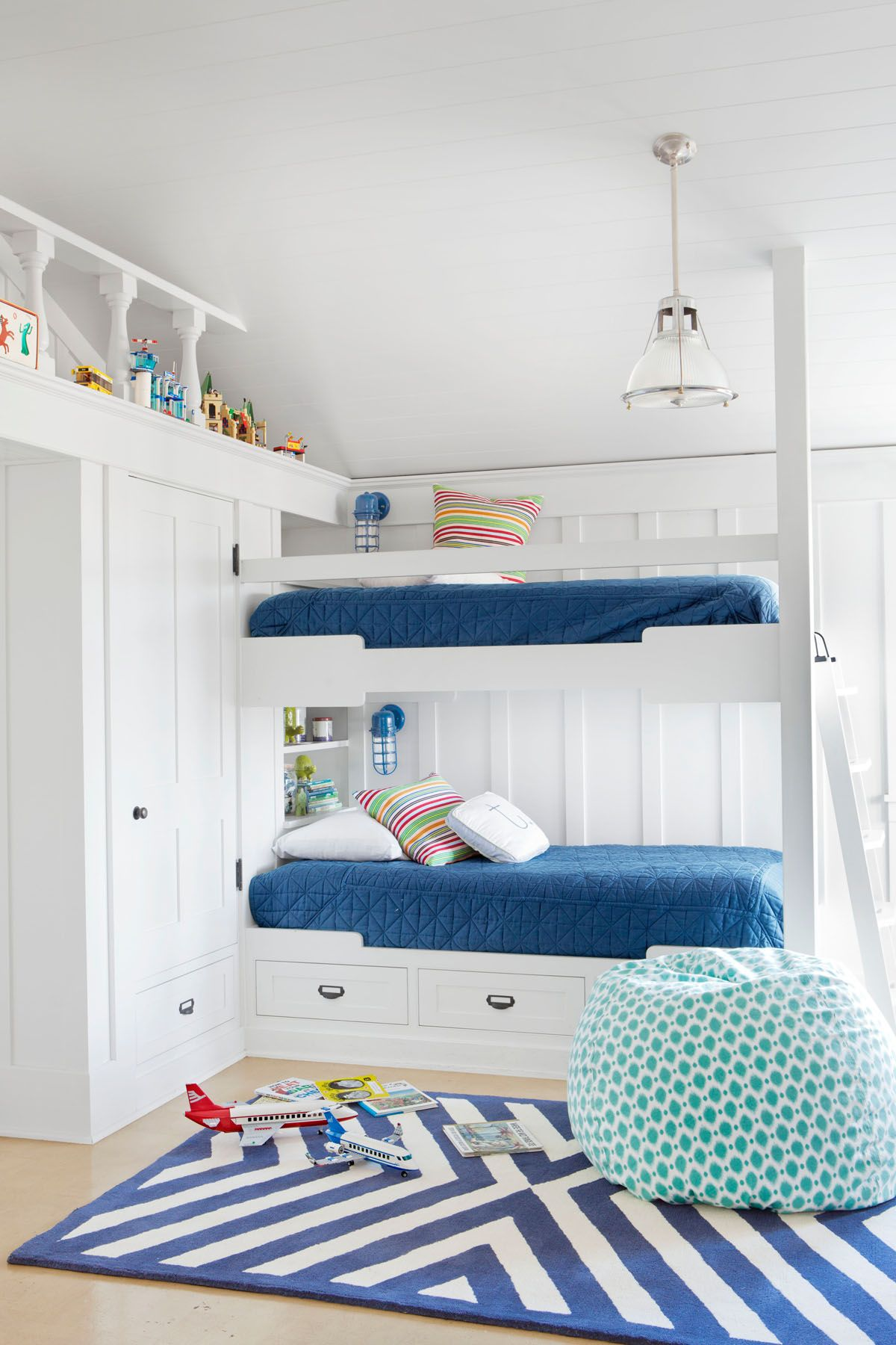 8 Best Boys Bedroom Ideas - Room Decor and Themes for a Little or ...