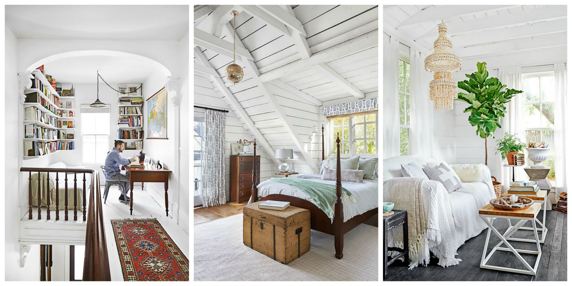 16 Simple Lovely Ideas For White Rooms