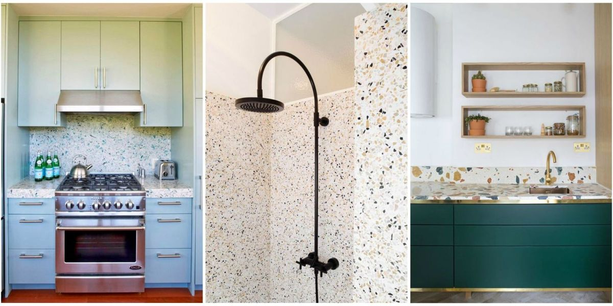 Terrazzo Flooring Makes A Comeback Popular Flooring Ideas